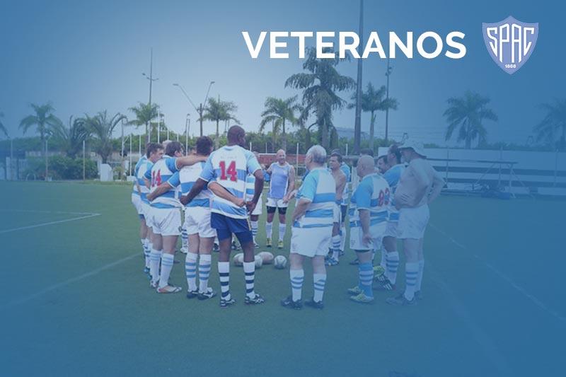 Equipe Veteranos – Galeria de Fotos
